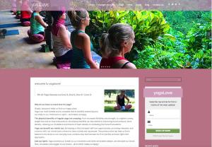 Port Macquarie Website Designs YogaLove