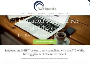 Port Macquarie Website Designs - SMSF Blueprint