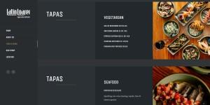 Port Macquarie Website Design Latin Loafer website