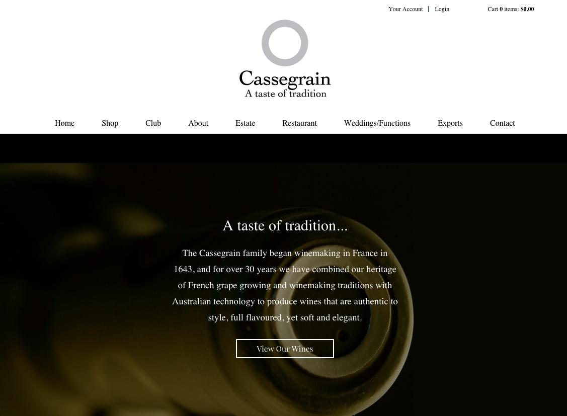 cassegrains