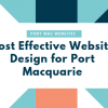 Port Mac Websites creates cost effective websites fro Port Macquarie